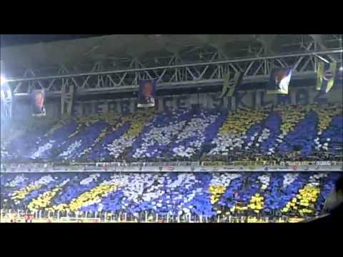 Fenerbahçe Tribünleri - Ne yapardim bilmem şarkısı