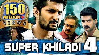 Super Khiladi 4 (Nenu Local) Hindi Dubbed Full Movie   Nani, Keerthy Suresh, Naveen Chandra
