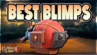 TH10 BATTLE BLIMP LALOON STRATEGY FROM THE BEST of NDL | Clash of Clans