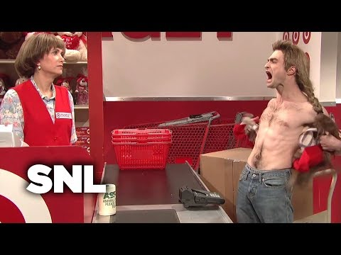 Target Lady: Boogie Bulks Up - SNL