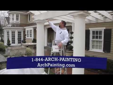 Arch Painting - Professional Residential and Exterior House Painters Serving the Boston Area