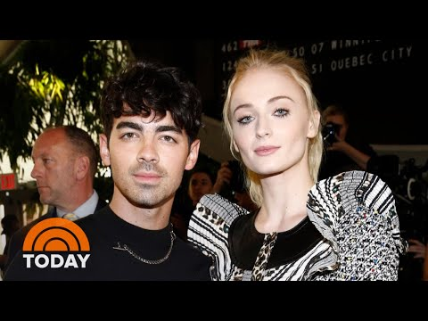 Sophie Turner & Joe Jonas Talk Marriage And More Pop Culture News | TODAY