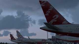 Fly UK & FLY2 Leeds Bradford Operations