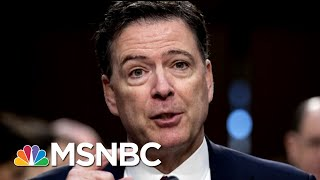 James Comey Memos On President Donald Trump Released | Morning Joe | MSNBC
