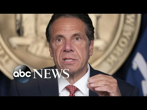 Cuomo accused of sexual harassment in NY attorney general report | WNT