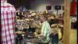 Crazy Trash Drummers @Drums