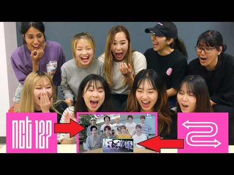 [EAST2WEST] NCT 127 REACTED TO OUR COVER???