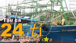 Discover High Class Fishing Vessels Of Rural Fishermen