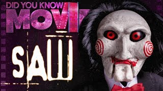 SAW: How a Headache Became Film's Scariest Killer | Did You Know Movies Jigsaw