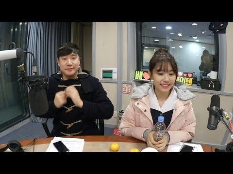 소혜 목소리 하나로 레전드가 된 방송.MP4
