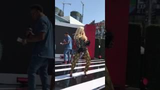 CARDI B  DANCING AT THE 2017 BET AWARDD