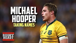 Michael Hooper   Taking Names