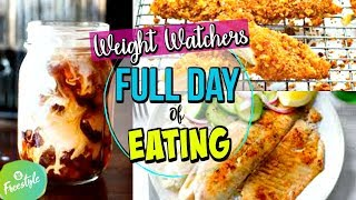 FULL DAY OF EATING / WEIGHT WATCHERS FREESTYLE / DANIELA DIARIES