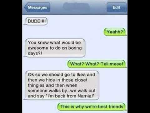 Funny Text Messages Lol Youtube