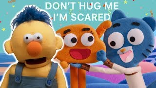 Upcoming Gumball/Don't Hug Me I'm Scared Episode!