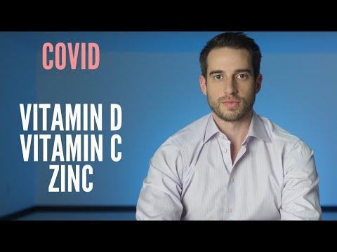 Coronavirus (COVID-19) - Should you take Vitamin D and Vitamin C?