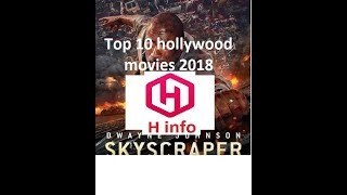 Top 10 Hollywood action movies 2018