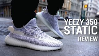 Adidas Yeezy Boost 350 V2 Static Review & On Feet