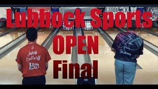 2018 Bowling - PBA Bowling Lubbock Sports Final