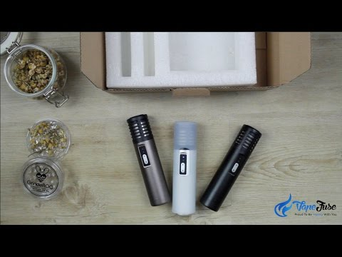 video Arizer Air Vaporizer