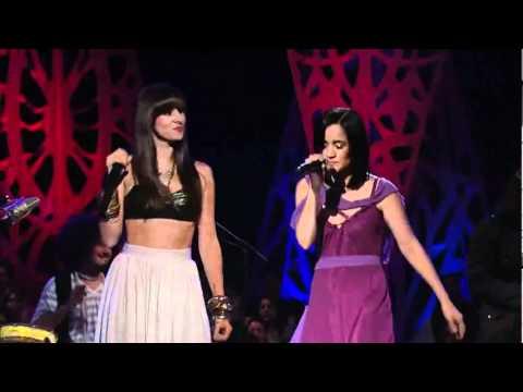 Julieta Venegas y Mala Rodriguez - Eres Para Mi [MTV Unplugged]