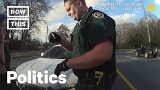 Bodycam Catches Cop Planting Drugs During Traffic Stops   NowThis