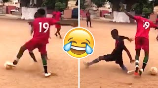 100+ CRAZY HUMILIATING SKILLS IN FOOTBALL! #2