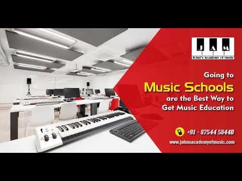 Music Classes in Chennai - Singing, Keyboard & Music Classes.