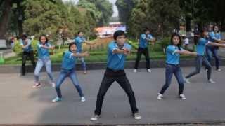Dân vũ Chocolate - Cộng Đoàn Sinh Viên Bác Ái Martino HD