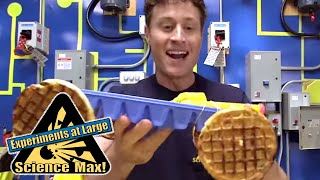 Science Max   ROCKET WAFFLE CAR   Full Episode   Kids Science Experiments
