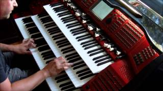Conquest Of Paradise (Vangelis), played on Böhm Emporio organ