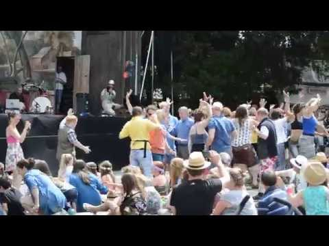Jon Sterckx - Jon Sterckx / Drumscapes at Larmer Tree Festival