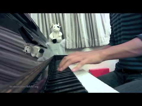 曲婉婷 Wanting - Drenched (鋼琴版)