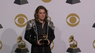Brandi Carlile on her Grammy performance