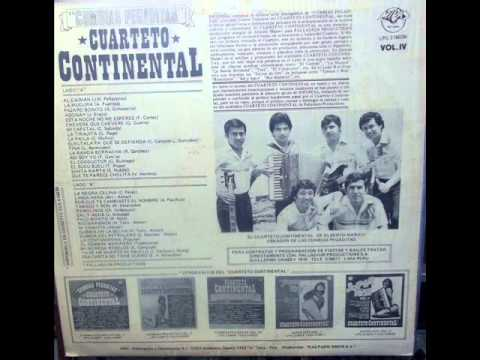 CUARTETO CONTINENTAL VI - Con Calidad de Audio
