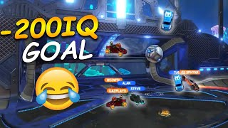 TOP 50 FUNNIEST MOMENTS IN ROCKET LEAGUE! (Rocket League Funny Moments & Fails Montage)