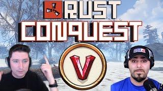 RUST CONQUEST : Team BChillz vs Team Keemstar - Documentary