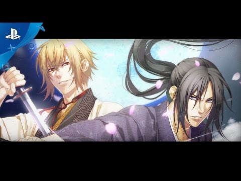 Hakuoki: Kyoto Winds Trailer