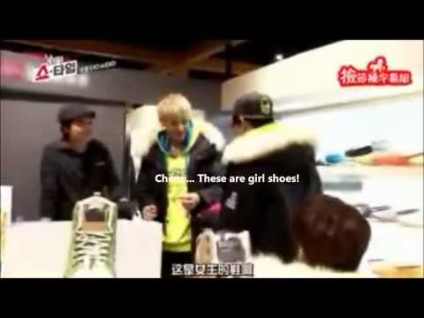 EXO·SHOWTIME! Hunhan Baekchen Sekai Baekyeol Moments · 4