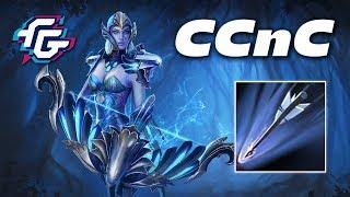 CCnC Drow Ranger Marksman - Dota 2 Pro Gameplay