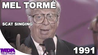 Mel Tormé - Scat Singing (1991) - MDA Telethon