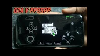 How to Download GTA 5 for Android In PSP-Emulator | GTA 5 PPSSPP Mein Kaise Download Kare.