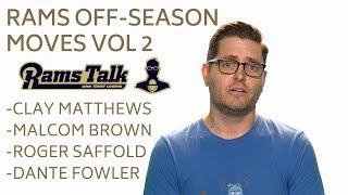 LA Rams Talk: Off-Season Moves Vol 2
