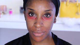 Color Correction: STOP using ORANGE Lipstick! #FixitFriday | Jackie Aina