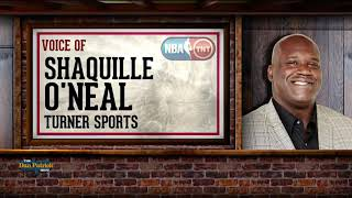 Shaquille O'Neal Talks Harden, Zion, & More w/Dan Patrick | Full Interview | 4/18/19