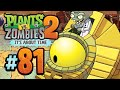 Plants vs. Zombies 2: It's About Time   DR. ZOMBOSS: ZOMBOT SPHINX-INATOR - Ancient Egypt - 81 (iOS)