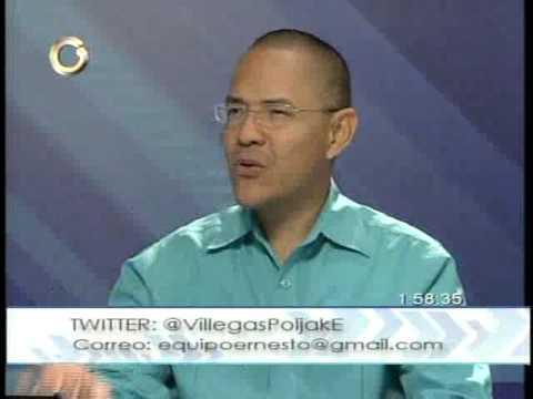 Vladimir Villegas: