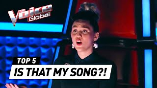Best MILEY CYRUS covers in The Voice (Kids)   The Voice Global