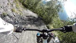 Vtt de descente 2 alpes