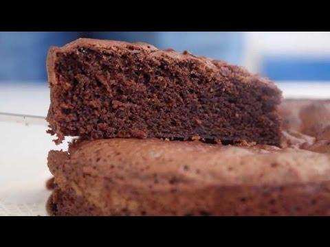 Moelleux au chocolat minute